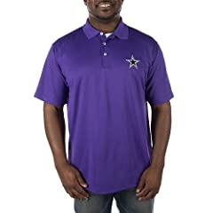 Dallas Cowboys Mens Matrix Polo by Dallas Cowboys