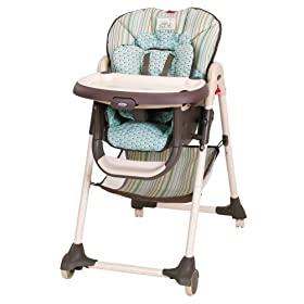 Graco Cozy Dinette Highchair, Broadstreet