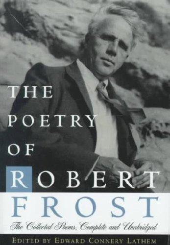 The Poetry of Robert Frost, Frost,Robert