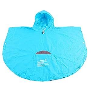 Koo-di Rainy Day Poncho (Blue)