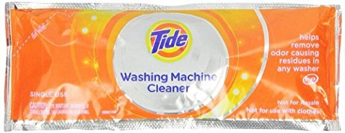 Tide Washing Machine Cleaner, 10-Count Package (Front Loading Washer Cleaner compare prices)