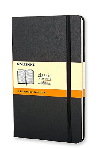 Moleskine - Ruled notebook pocket. Taccuino a righe P