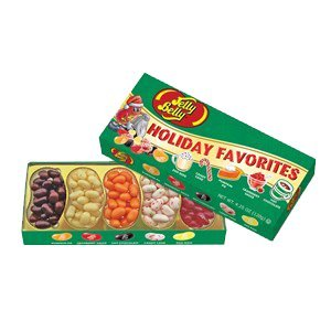 5 Flavor Jelly Belly Holiday Favorites Gift Box - 4.25oz (Jelly Belly Holiday Flavors compare prices)