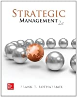 Strategic Management: Concepts, 2nd Edition Front Cover
