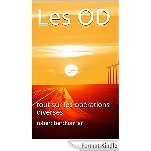 Les OD: tout sur les opérations diverses
