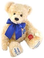 Herman Teddy Royal Wedding Bear 32cm (japan import) from Herman teddy bear
