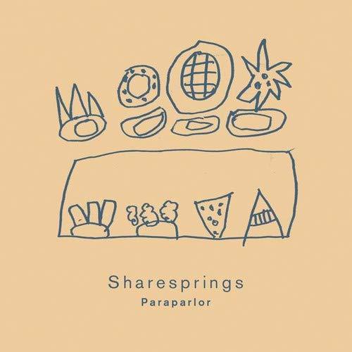 CD : Sharesprings - Paraparlour (CD)