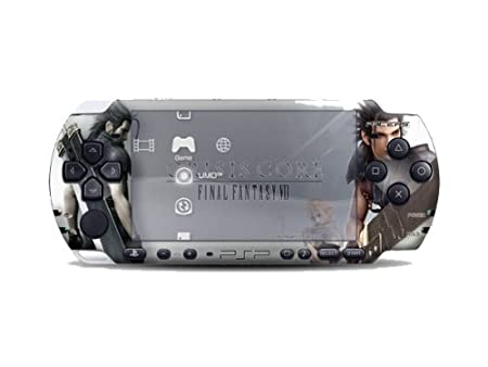 Final Fantasy VII Skin fr Sony PlayStation PSP3000 Y118