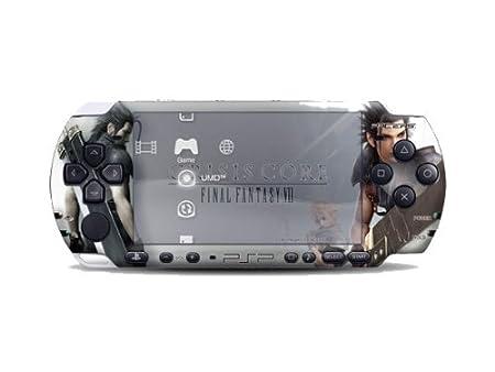 Final Fantasy VII Skin fr Sony PlayStation PSP3000 Y118