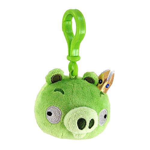Angry Birds Backpack Clip - King Pig