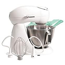 The Hamilton Beach Electrics All-Metal Stand Mixer