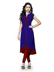 Kurti For Women ( KM_59_Blue )