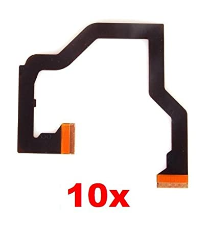 Neewer 10x CONNECT TOP BOTTOM LCD SCREEN FLEX CABLE For NINTENDO DS NDS