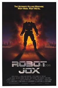 Robot Jox Movie Poster (27 x 40 Inches - 69cm x 102cm) (1990) -(Gary (Rand) Graham)(Anne-Marie Johnson)(Paul Koslo)(Robert Sampson)(Danny Kamekona)(Hilary Mason)