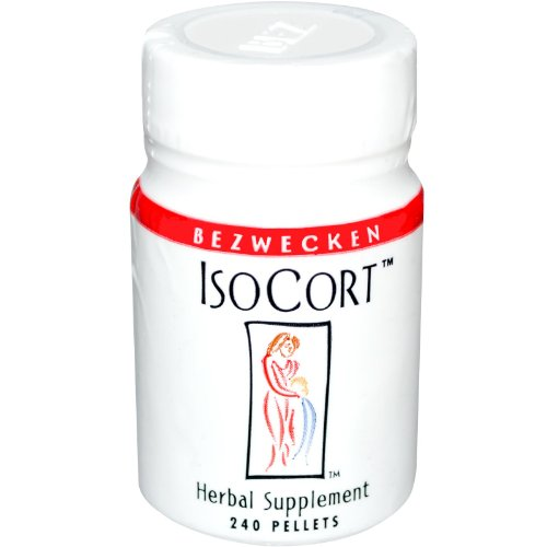 Bezwecken, Inc., IsoCort, Adrenal Support, 240