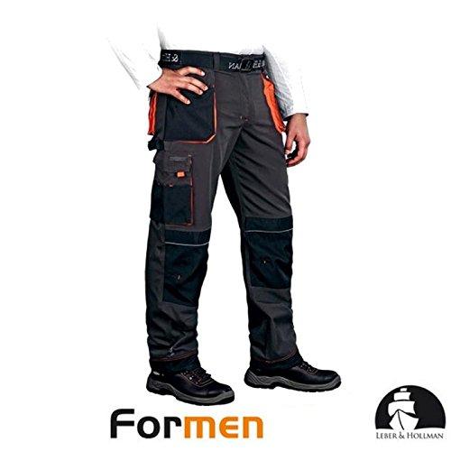 Arbeitshose-LeberHollman-Gr-46-62-Arbeitsschutzhose-Berufsbekleidung-Sicherheitshose-Schutzhose-Hose-Arbeitsschutzbekleidung-50