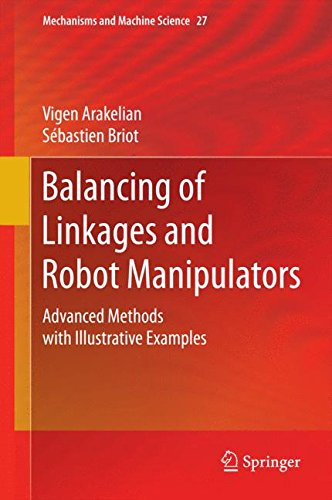 Balancing of Linkages and Robot Manipulators: Advanced Methods with Illustrative Examples (Mechanisms and Machine Science)