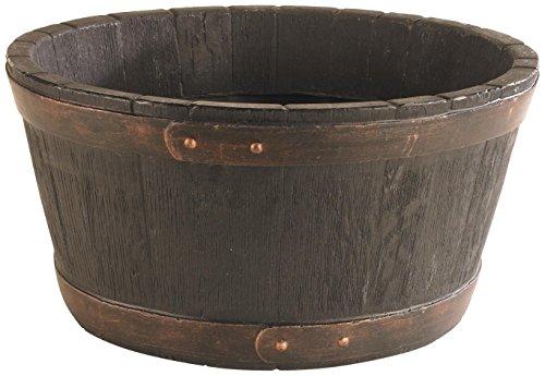sankey-from-strata-gn653-49-cm-oakwood-barrel-planter-natural-oak