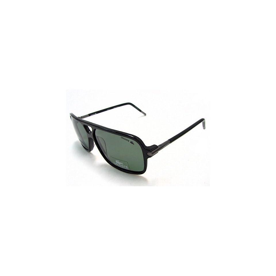 91b303ec9a Lacoste 12444 Sunglasses LA12444 Green GB Polarized Shades on PopScreen