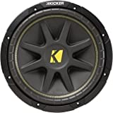 "Kicker C154 250W 15"" Comp Series Single 4 ohm Subwoofer"