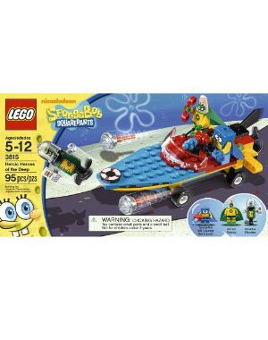 LEGO SpongeBob? Heroic Heroes of the Deep 3815