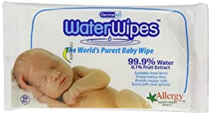 Waterwipes Travel Packs Value Box - Packs of 10 (240 Wipes)