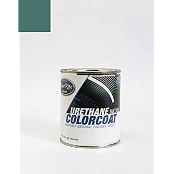 ColorRite Pint Chevrolet Avalanche Automotive Touch Up Paint   Bermuda Blue  Metallic Clearcoat 26/WA214M   Color Only Package