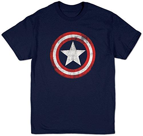 Marvel Comics Captain America Shield