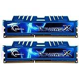 G.SKILL F3-17000CL9D-8GBXM RipjawsX Series 8GB (2 x 4GB) 240-Pin DDR3 SDRAM DDR3 2133 (PC3 17000) Desktop Memory