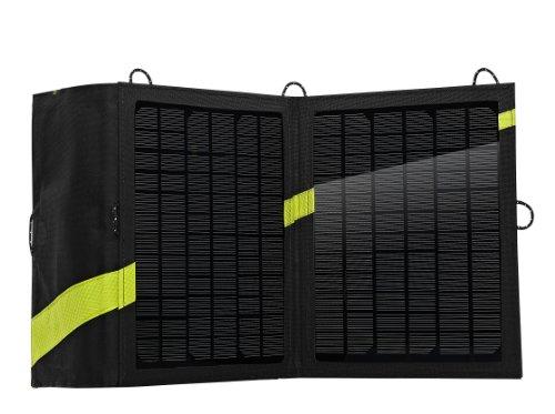 Goal Zero ポータブルソーラー発電機 Nomad 13 Solar Panel V2 スマートフォンも太陽光でソーラー充電 USB出力1.0A 正規代理店アスク扱い XX1240 12003