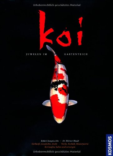 Koi - Juwelen im Gartenteich, Buch