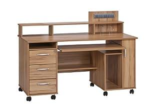 maja 94755543 computertisch x x 670 mm kernbuche nachbildung best preis. Black Bedroom Furniture Sets. Home Design Ideas