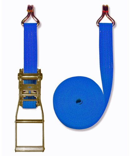 braun-sangle-darrimage-2-pieces-a-cliquet-long-levier-et-crochets-doubles-ronds-4000-dan-bleu-10-m-x