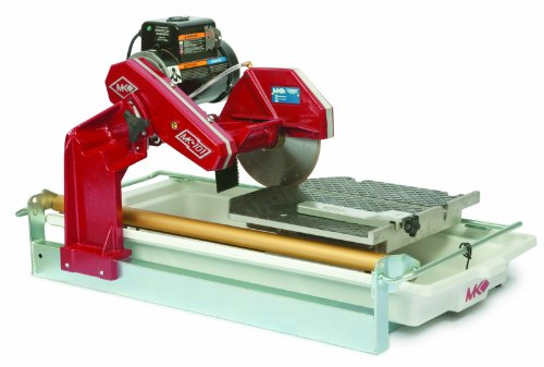 MK Diamond 169612 New MK-101-24 1-1/2 HP 10-Inch Wet Cutting Tile Saw