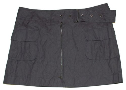 Lida Badey Indigo Mini Skirt