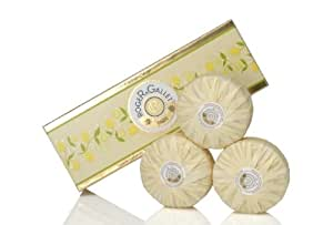 ROGER & GALLET CEDRAT by Roger & Gallet for Men and Women: SOAP - BOX OF 3 EACH IS 3.5 OZ