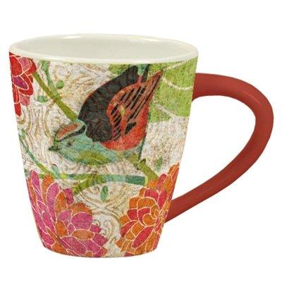 Lang 2121017 Garden Birdhouse Cafe Mug