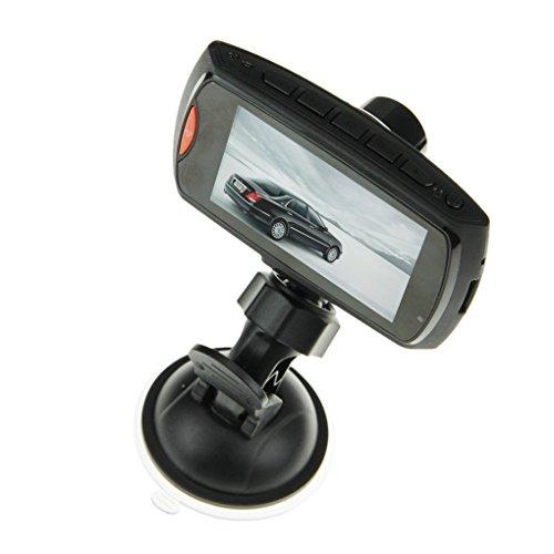 """BXT® 2.7"""" Full HD 1920x1080P Auto Kamera 170°Weitwinkel Auto DVR Recorder Car Camcorder Video Rekorder Dashcam Blackbox, Nachtsicht, Automatische Loop-Zyklus Aufnahme, Bewegungserkennung"""