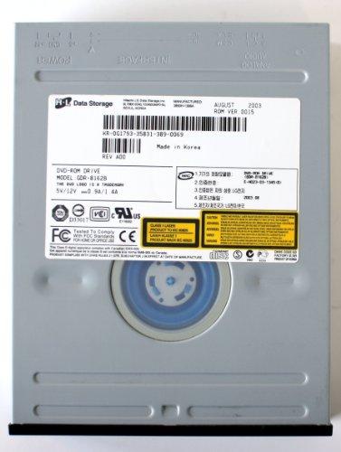 Hl Data Storage - Dvd-Rom Drive, Gdr-8162B, Dell Kr-0G1793 Rev.A00 (Black)
