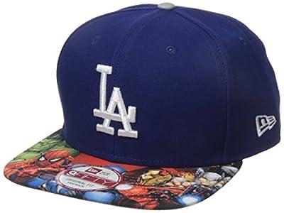 New Era Cap Men's Viza Print Los Angeles Dodgers Star Wars 9Fifty Snapback Cap