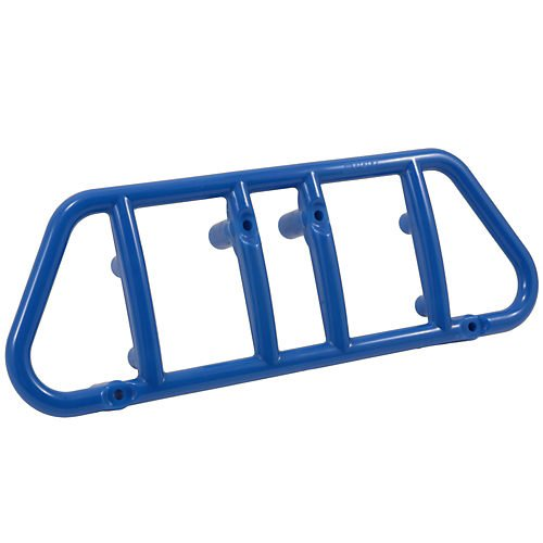 RPM SC10 2WD Rear Bumper, Blue