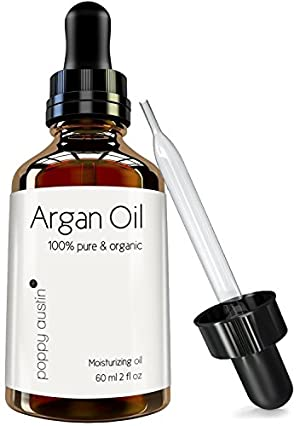Poppy Austin 100% Pure Argan Oil for Hair and Skin