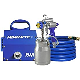 Fuji 2903-XPC Mini-Mite 3 HVLP Spray System