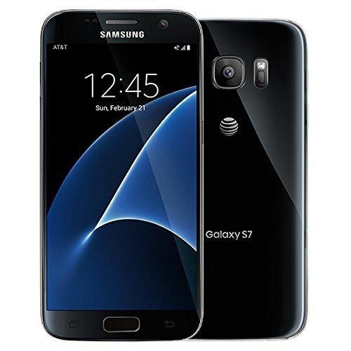 Samsung Galaxy S7 32GB SM-G930A (Unlocked) (Black Onyx)