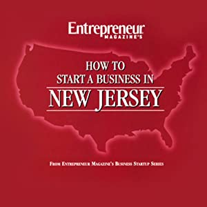 How to Start a Business in New Jersey Audiobook
