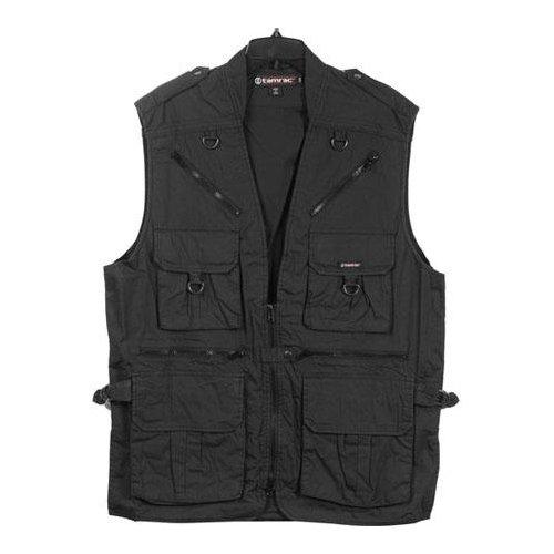Tamrac 153 - World Correspondent s Vest - X-Large BlackB0000AB4P4