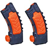 NERF Super Soaker High Capacity Quick Reload Banana Clip Refill - Pack of 2 - NEW