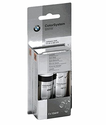 bmw stylos retouche deux couche gris titane met 892. Black Bedroom Furniture Sets. Home Design Ideas