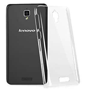 S-Softline Transparent cover For Lenovo S660 (Transparent) With Universal Audio 3.5mm AUX Cable