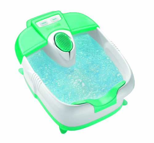 Conair Foot Spa with Massage Bubbles & Heat (Pedicure Tub compare prices)